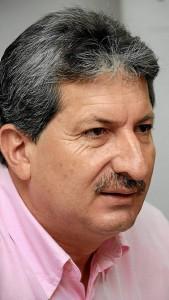 Fredy Raguá, director del Clopad.