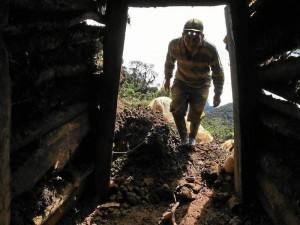 'Riqueza Hídrica vs Minería Subterránea' es el título del foro.