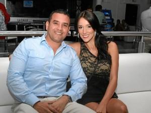 Cesar Figueroa y Eslendi Trigos.