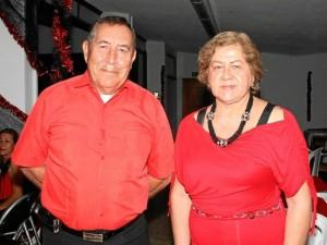 Edgar Ramírez y Beatriz Camacho.