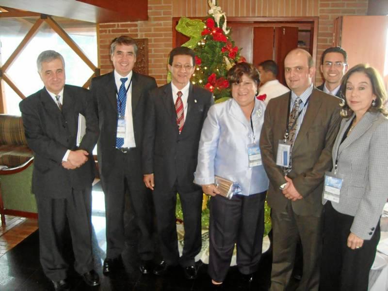 Andre Medic, ; Máximo Diosque, ; Álvaro Cardona,  ; Daisy Corrales, Iván  González ; Jairo Porras, Ligia solano