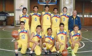 Este fue el equipo ganador, dirigido por Carlos Parra.