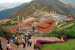 Panachi sigue siendo el elegido a la hora de mostrar el turismo santandereano.