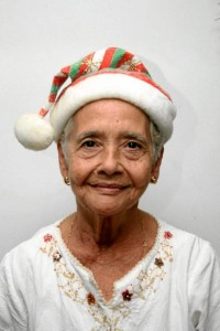 Ana Oliva De La Rosa de Manosalva.