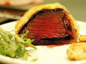 Lomito fino Wellington