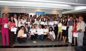 Microempresarios se graduaron con la CCB