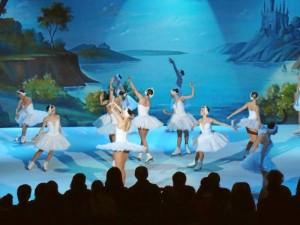 El Ballet ha llevado su espectáculo a países como Estados Unidos, Japón, Corea, China, Egipto, Francia, Austria...