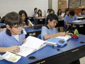 El regreso a las aulas implica cambios de hábitos en los estudiantes.
