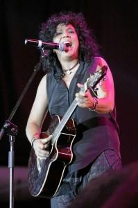 La cantante española Rosana estará en Bucaramanga en febrero.