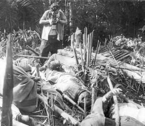 Un accidente aéreo en el sector de Peroles en Barrancabermeja fue cubierto por la lente de Carlos Eslava.