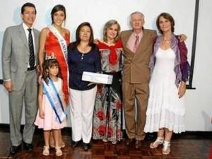 El año pasado, en diciembre, la organización hizo el Banquete del Amor, en el que se entregaron regalos y se ofreció un espacio ameno para los niños.