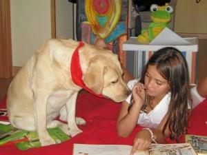 El acompañamiento a los niños es una de las razones que tiene algunos padres para comprarle una mascota a su hijo.