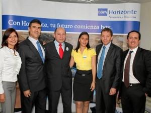 María Isabel Román, Luis Carlos Rodríguez, Marcos Eduardo Ruiz, Catalina Peñaloza, Juan Manuel Seijas y Enrique Suárez.