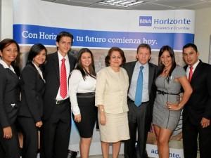 Karina Duarte, Deisy Escuderos, Óscar Andrés Jaimes, Janeth Pérez, María Victoria Janna, Jorge Seijas, Sandra Marcela Orozco y José Ángel Vargas.