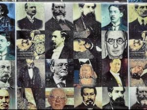 En total la obra reúne 4.800 fotos de los presidentes que ha tenido Colombia.