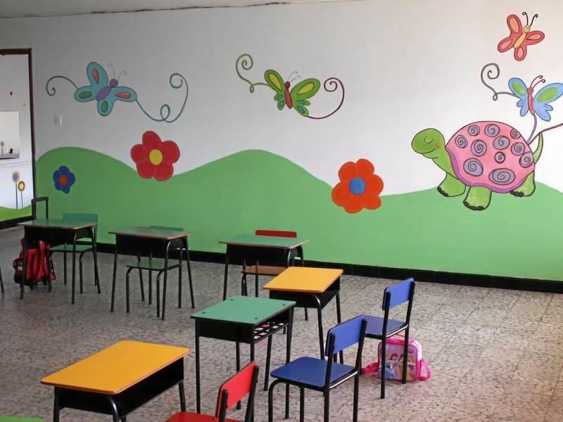 Decoracion salon de clases secundaria for Decoracion de espacios de preescolar