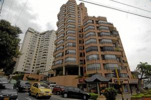 Edificios de la calle 45 con carrera 36