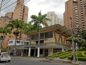 Iglesia San Pío X, otro punto de encuentro cultural.