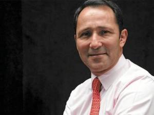 César Rincón, ex torero y ahora ganadero y conferencista.