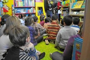 Triquiñuela promueve la lectura en los niños.