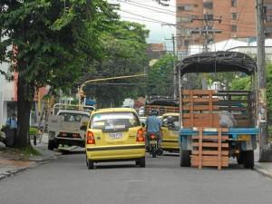 Modifican horario de restricción de vehículos de carga pesada en la ciudad.