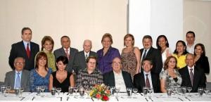 Celebración de los 20 años del Tribunal de Ética Odontológica en Santander