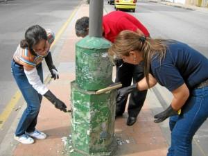 La jornada de limpieza en Cabecera inicia este sábado 25 de febrero en el parque San Pío.