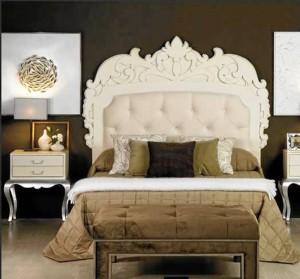 Si quiere darles un toque de modernidad a sus muebles viejos, una buena opción es pintarlos de colores básicos y combinarlos con una tapicería de colores brillantes o estampados