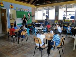 La Fundación Romelio trabaja por los niños de escasos recursos económicos del norte de Bucaramanga.
