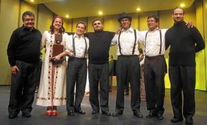 El grupo musical Nocturnal Santandereano estará en la Velada Cultural para egresados de la UIS.