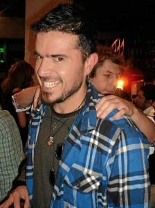 Diego Camargo, de 'Los comediantes de la noche'.