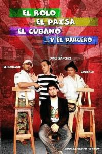 'El Rolo, el Paisa, el Cubano y el Parcero' estarán en el Teatro Corfescu.