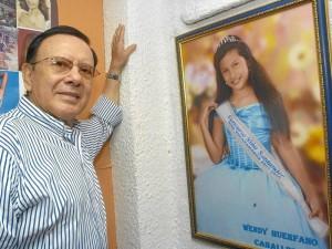 Además de ser el organizador oficial del Reinado Nacional de Niñas Especiales, Clímaco Otero es el director y propietario de la Academia de Reinas y Modelos Clímaco Otero.