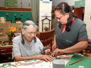 Todo aquel que se dedica al cuidado de los abuelitos está invitado a participar de este diplomado.