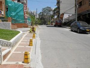 Los habitantes de la carrera 40 entre calles 46 y 48 están felices por el resultado del fallo de la Acción de Tutela a su favor.