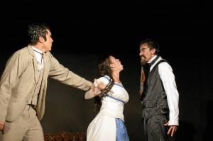 Varias obras de teatro se presentarán en la ciudad este fin de semana.