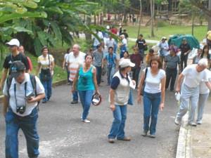 La caminata será orientada por Gilberto Camargo Amorocho.