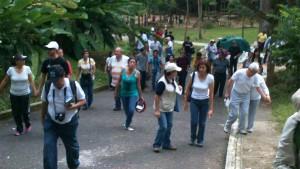 Caminata Cultural Gente