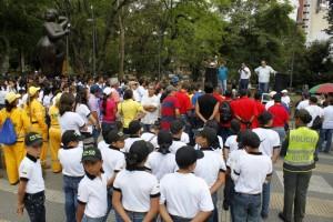 Más de cien personas participaron en la actividad.