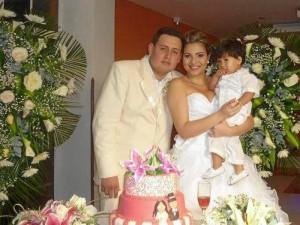 Silvia Carolina Navas Suárez y Sergio Leonel Prado Aparicio