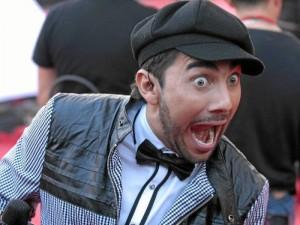 Fabián Mendoza fue el ganador en la categoría Villano Favorito en los pasados Premios TV y Novelas.