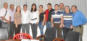 Recientemente los integrantes de Curmotos se reunieron con la directora de Tránsito Elvia Liliana Sarmiento para exponerle la situación.