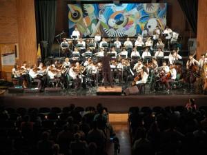 La Orquesta Sinfónica de la Unab tendrá presentaciones este 1 y 2 de mayo. (FOTO Archivo)