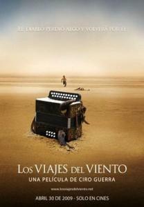 'Los viajes del viento' será la primera película que se presentará en Corfescu.