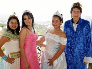 Algunos de sus profesores: Kelly Johan Camargo, Katherine Adriana Galindo, Laura Juliana Páez y Carlos Manuel Gómez.