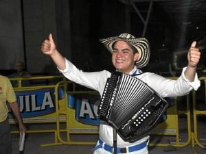 El pasado 29 de abril Pipe Villabona fue coronado como Rey Vallenato categoría juvenil. (FOTO Cortesía El Pilón)