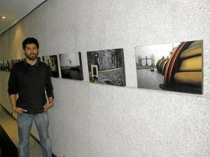 La exposición estará hasta el 30 de mayo en el área de exposiciones de la sede principal de la Cámara de Comercio de Bucaramanga.