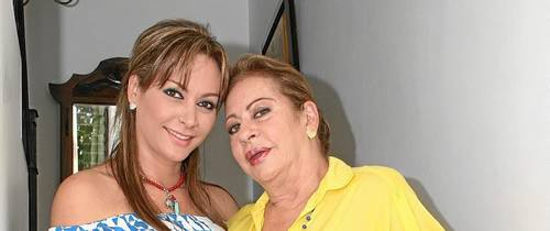 Carmen Alicia: Madre, empresaria y promotora cultural