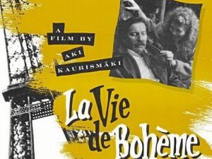 Jueves 24 La vie de bohème (La vida bohemia). Finlandia – Francia – Italia – Suecia, 1992. Comedia – Drama.