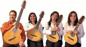 Perendengue cuarteto de bandolas es uno de los invitados especiales.
